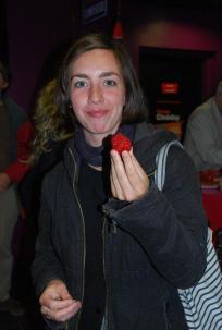 L'actrice Juliette Damiens