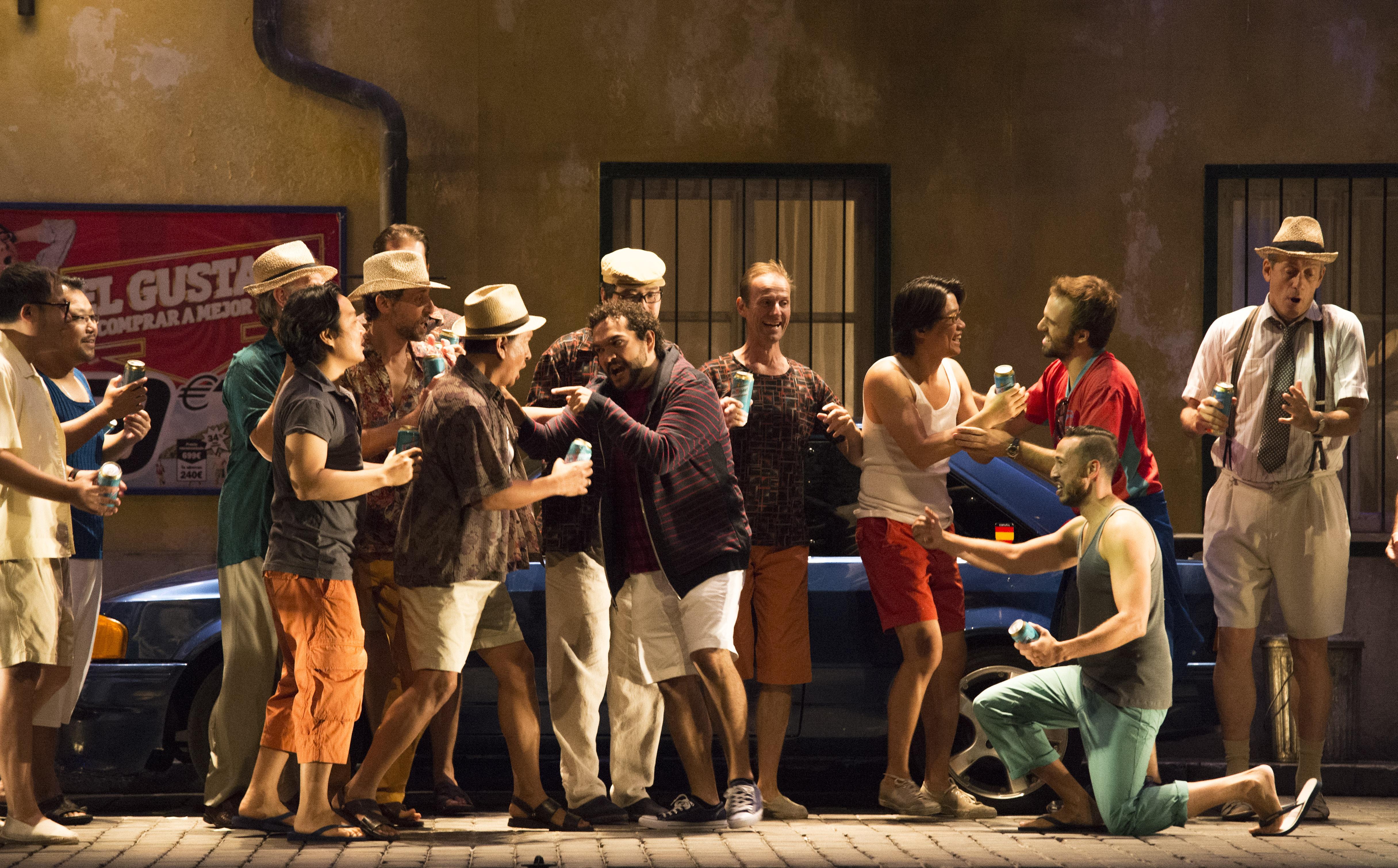 Dimanche 18 Aout Paris Hd Barbier De Seville C Bernard Coutant Opera